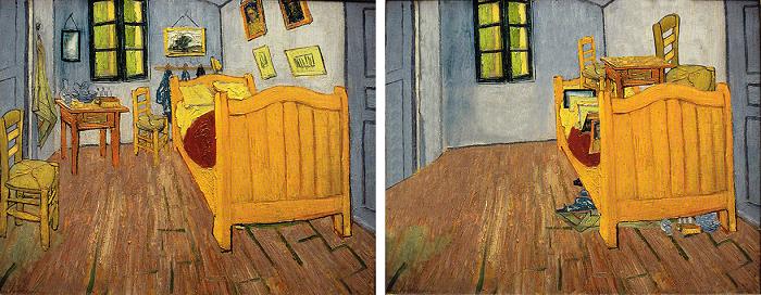 Vincent van Gogh, Bedroom in Arles, 1888