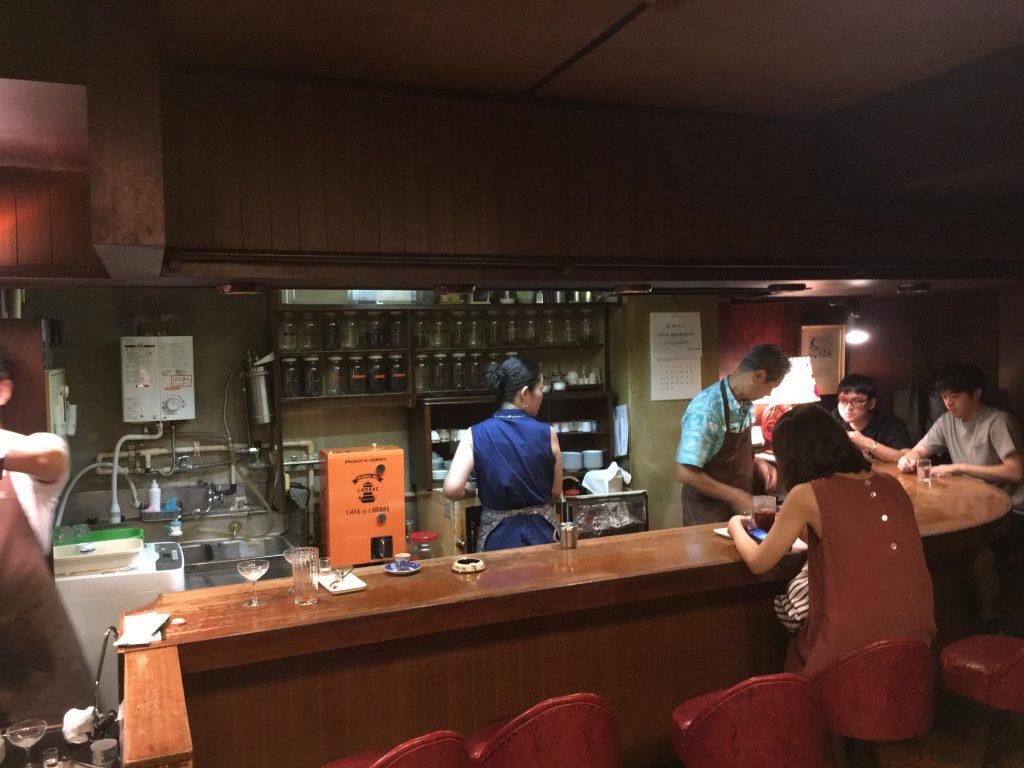 카페 드 람브르