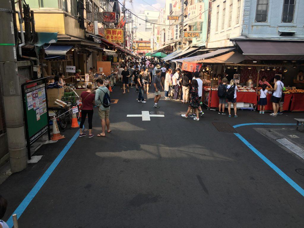 츠키지 시장